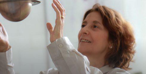 Cláudia Lisboa, astróloga, escritora e professora de astrologia.