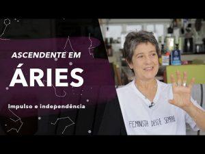 Ascendente em Áries - Claudia Lisboa