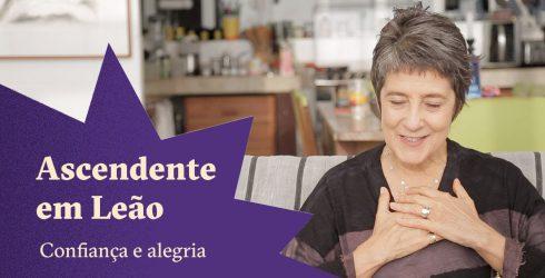 Ascendente em Leão - Claudia Lisboa
