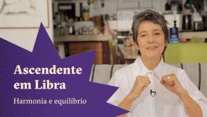 Ascendente em Libra - Claudia Lisboa
